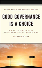 Good Governance is a Choice